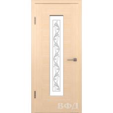 Двери Владимирские Рондо ПО беленый дуб