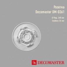 Розетка Decomaster DM-0361