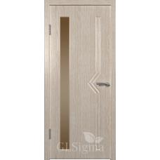 Дверь GLSigma 62 белёный дуб
