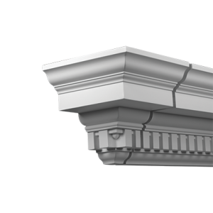 Фасадный декор Европласт доп. Элемент 4.01.232