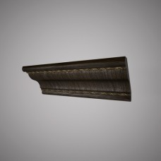 Плинтус Decomaster цвет Темн. шоколад 174-1