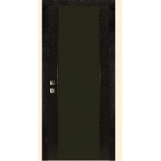 Двери Дариано Рондо-3 ПО триплекс черный