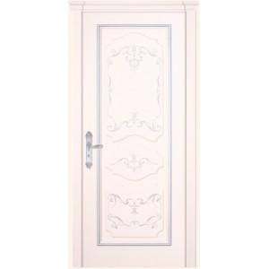 Двери Дариано Маркиза ПГ эмаль белая,золото