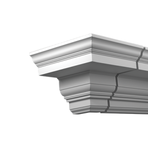 Фасадный декор Европласт доп. Элемент 4.01.311
