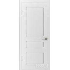 Двери Владимирские Честер ПГ белая эмаль