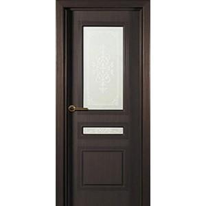 Двери Ковров Прима ПО венге