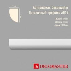 Плинтус Decomaster Артпрофиль A019