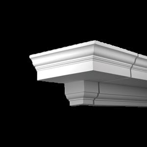 Фасадный декор Европласт доп. Элемент 4.01.113