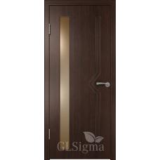 Дверь GLSigma 62 Венге