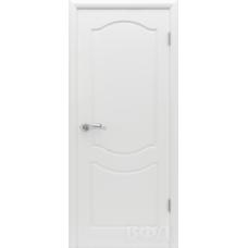 Двери Владимирские Классика ПГ белая эмаль
