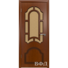 Двери Владимирские Кристалл ПО макоре