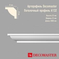 Плинтус Decomaster Артпрофиль A132