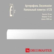 Плинтус Decomaster Артпрофиль A125